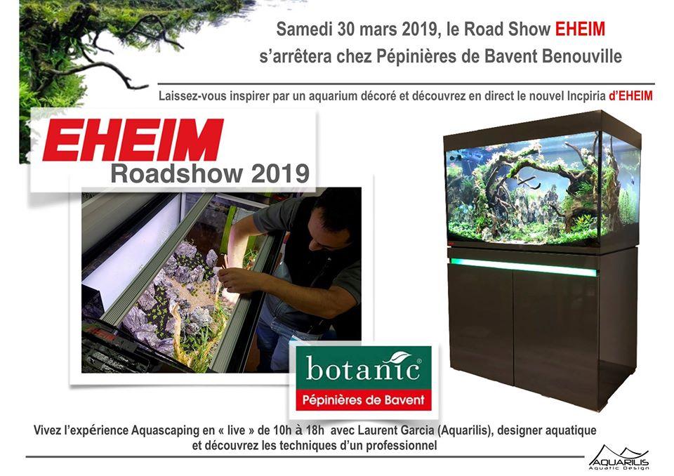 Road Show Botanic Benouville