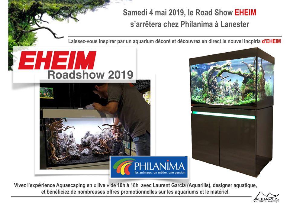 Philanima Lanester - Road Show Eheim