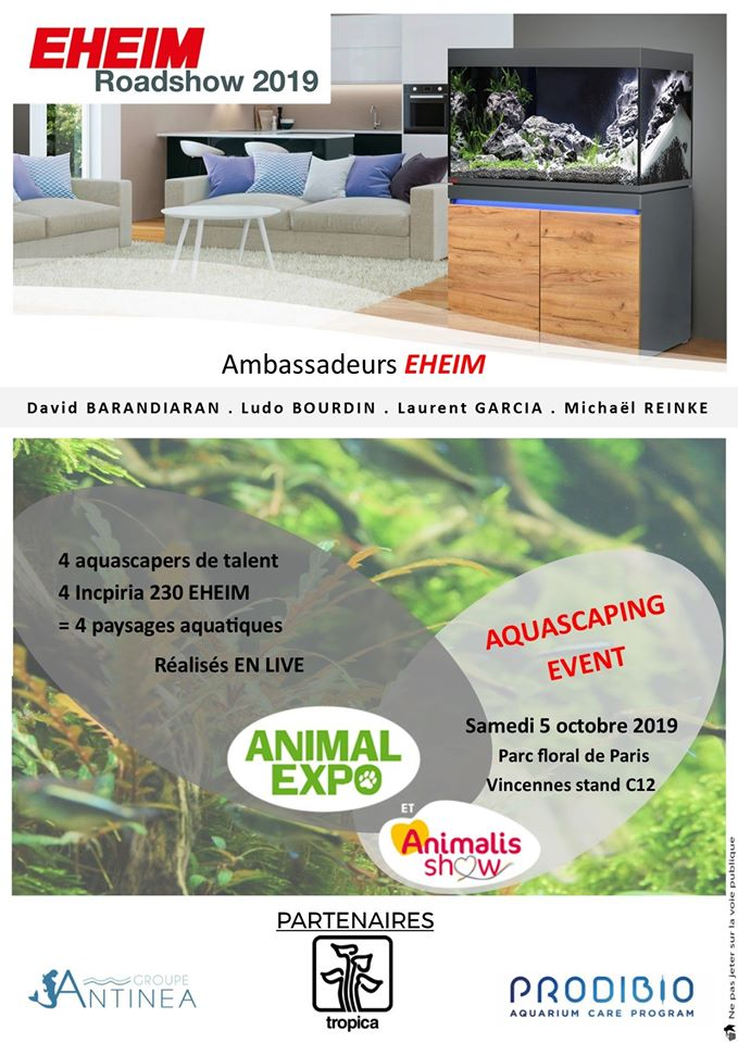 Animal Expo - Road Show Eheim