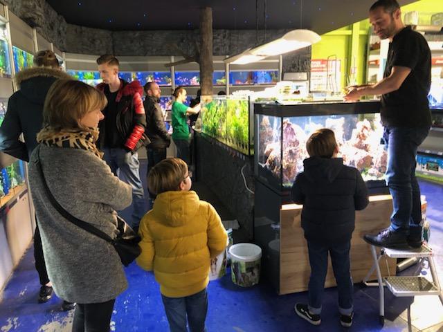 Maxi Zoo Seclin - Road Show Eheim