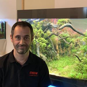 Laurent Garcia - Fondateur d'Aquarilis