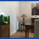 aquarium salle a manger